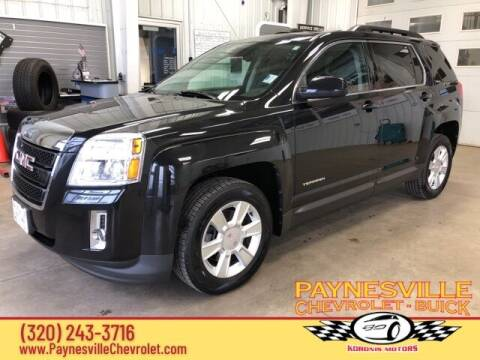 2012 GMC Terrain for sale at Paynesville Chevrolet - Buick in Paynesville MN