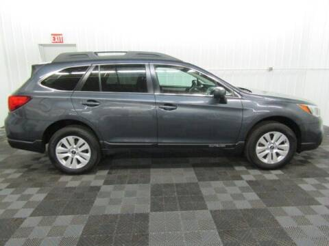 2017 Subaru Outback for sale at Michigan Credit Kings in South Haven MI