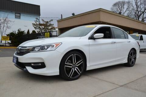 2016 Honda Accord for sale at Father and Son Auto Lynbrook in Lynbrook NY