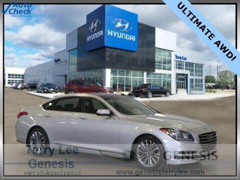 2015 Hyundai Genesis for sale at Terry Lee Hyundai in Noblesville IN