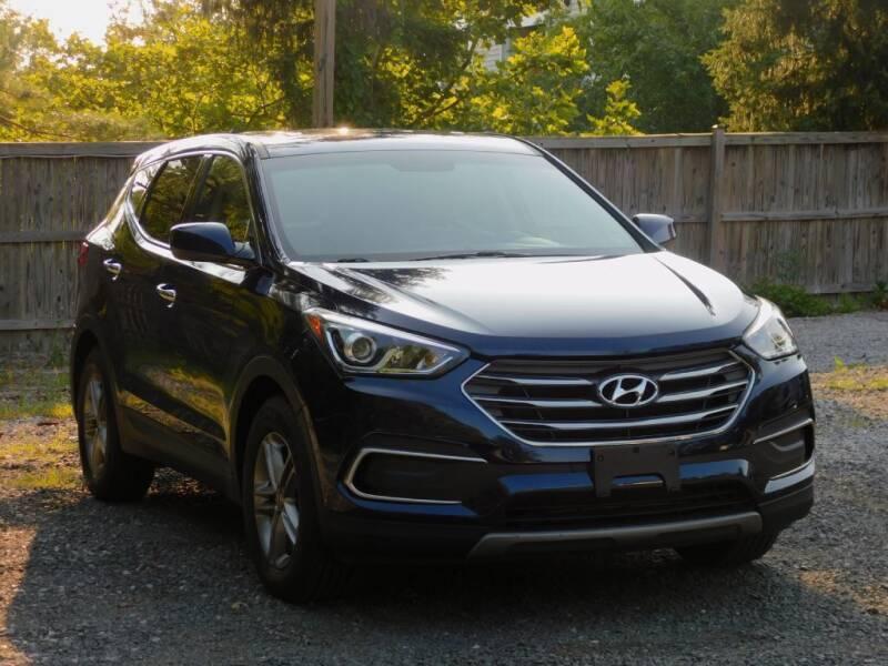 2018 Hyundai Santa Fe Sport for sale at Prize Auto in Alexandria VA