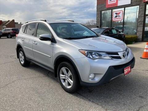 2014 Toyota RAV4 for sale at AutoCredit SuperStore in Lowell MA