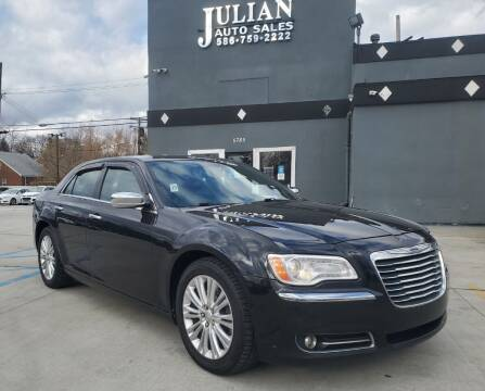 2012 Chrysler 300 for sale at Julian Auto Sales, Inc. in Warren MI