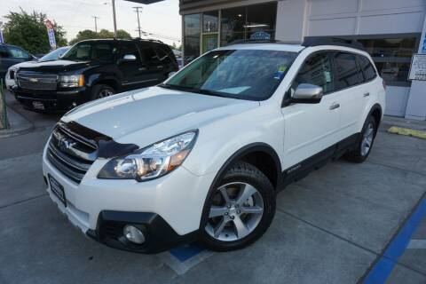 2013 Subaru Outback for sale at Industry Motors in Sacramento CA