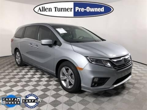 2020 Honda Odyssey for sale at Allen Turner Hyundai in Pensacola FL