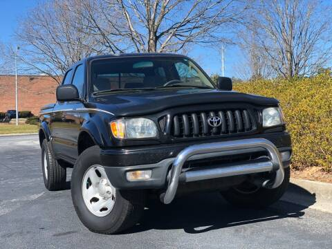 2003 Toyota Tacoma for sale at William D Auto Sales in Norcross GA