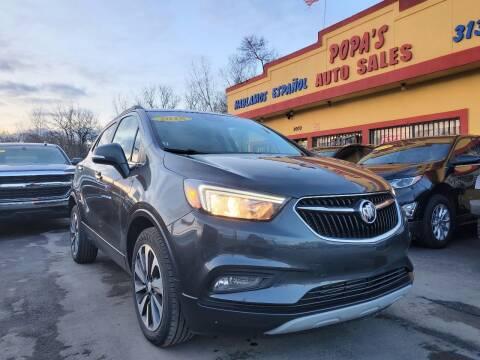 2018 Buick Encore for sale at Popas Auto Sales in Detroit MI