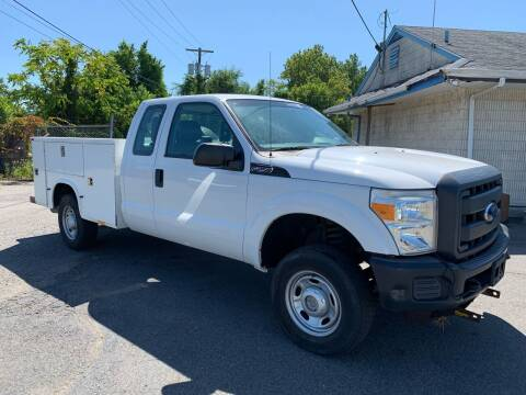 2012 Ford F-250 Super Duty for sale at MONTAGANO BROTHERS INC in Burlington NJ
