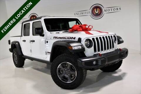 2020 Jeep Gladiator for sale at Unlimited Motors in Fishers IN