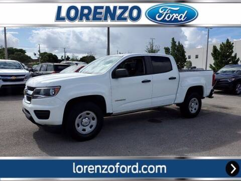 2017 Chevrolet Colorado for sale at Lorenzo Ford in Homestead FL