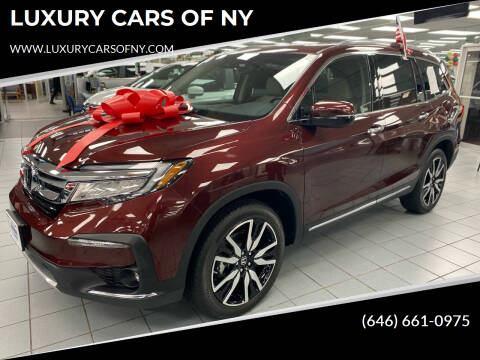2020 Honda Pilot for sale at LUXURY CARS OF NY in Queens NY