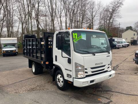 2017 Isuzu NPR for sale at Auto Towne in Abington MA