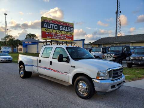 2003 Ford F-350 Super Duty for sale at Mox Motors in Port Charlotte FL