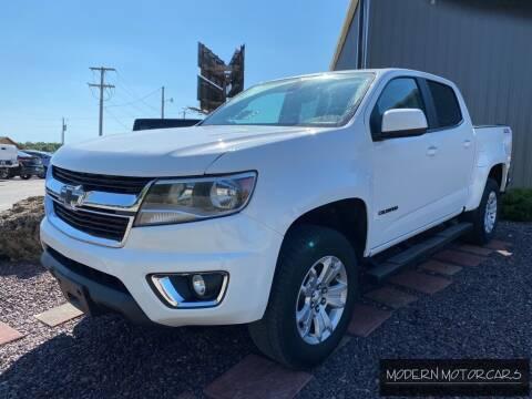 2015 Chevrolet Colorado for sale at Modern Motorcars in Nixa MO