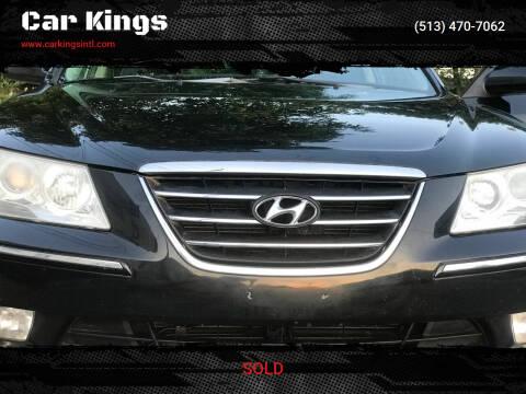 2009 Hyundai Sonata for sale at Car Kings in Cincinnati OH