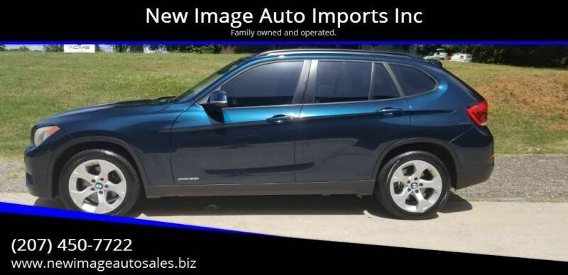 2014 BMW X1 for sale at New Image Auto Imports Inc in Mooresville NC