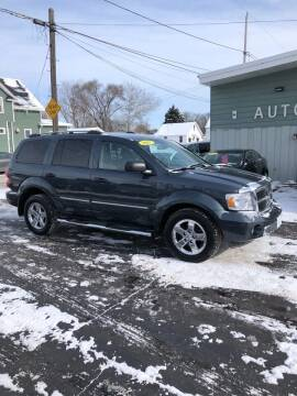 2007 Dodge Durango for sale at SHEFFIELD MOTORS INC in Kenosha WI