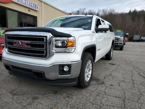 2015 GMC Sierra 1500 for sale at Auto Wholesalers Of Hooksett in Hooksett NH
