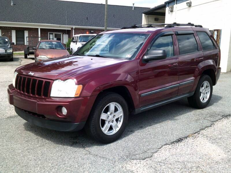 2007 Jeep Grand Cherokee for sale at Wamsley's Auto Sales in Colonial Heights VA