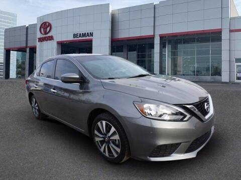 2019 Nissan Sentra for sale at BEAMAN TOYOTA in Nashville TN