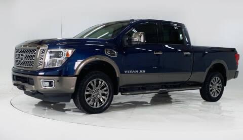 2016 Nissan Titan XD for sale at Houston Auto Credit in Houston TX