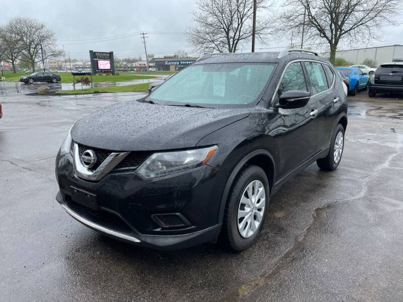 2015 Nissan Rogue for sale at Dean's Auto Sales in Flint MI