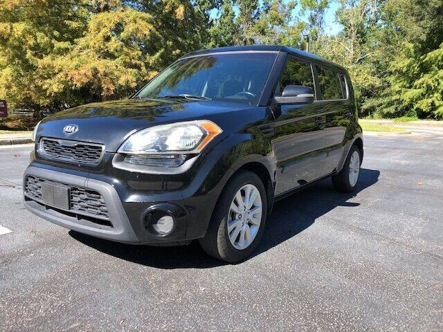 2013 Kia Soul for sale at Lowcountry Auto Sales in Charleston SC