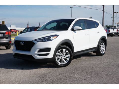 2019 Hyundai Tucson for sale at Maroney Auto Sales in Humble TX
