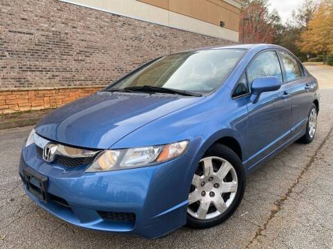 2009 Honda Civic for sale at Gwinnett Luxury Motors in Buford GA
