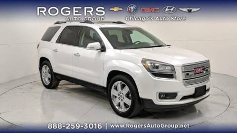 2017 GMC Acadia Limited for sale at ROGERS  AUTO  GROUP in Chicago IL