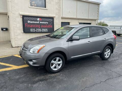 2013 Nissan Rogue for sale at Diamond Motors in Pecatonica IL