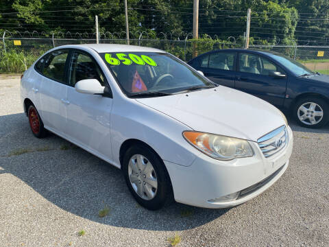 2010 Hyundai Elantra for sale at Super Wheels-N-Deals in Memphis TN