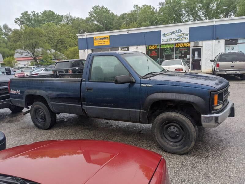 1998 Chevrolet C/K 2500 Series K2500 Cheyenne
