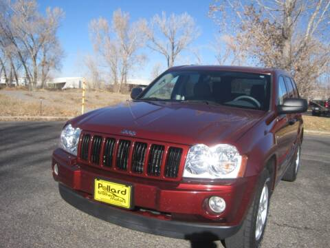 2007 Jeep Grand Cherokee for sale at Pollard Brothers Motors in Montrose CO
