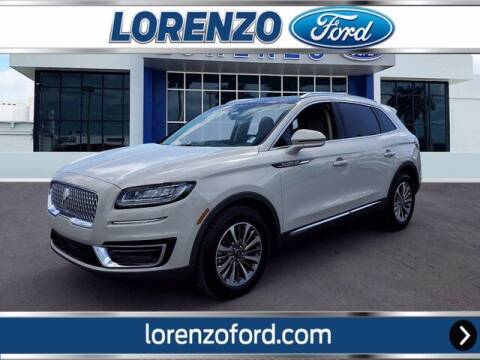 2020 Lincoln Nautilus for sale at Lorenzo Ford in Homestead FL