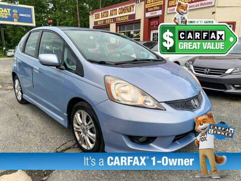 2010 Honda Fit for sale at High Rated Auto Company in Abingdon MD
