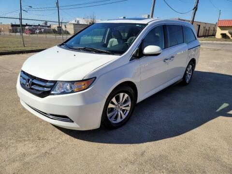 2014 Honda Odyssey for sale at A & J Enterprises in Dallas TX