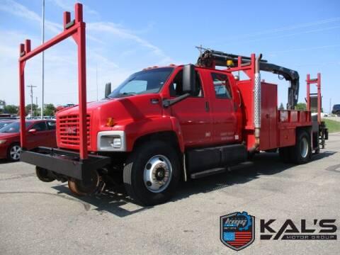 2008 GMC C8500 for sale at Kal's Kars - HD Trucks in Wadena MN