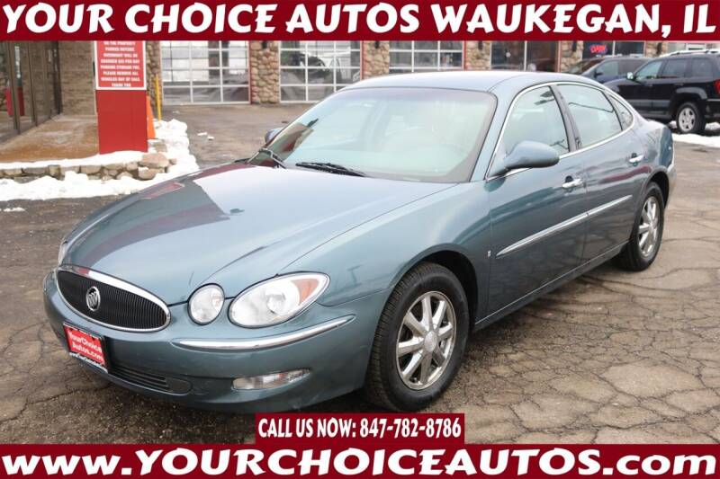 2006 Buick LaCrosse for sale at Your Choice Autos - Waukegan in Waukegan IL