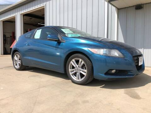 2011 Honda CR-Z for sale at BERG AUTO MALL & TRUCKING INC in Beresford SD