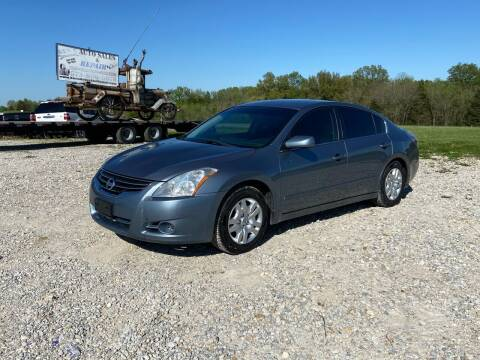 2010 Nissan Altima for sale at Ken's Auto Sales & Repairs in New Bloomfield MO