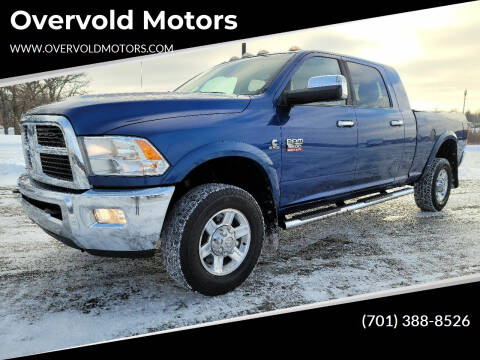 2011 RAM Ram Pickup 3500 for sale at Overvold Motors in Detriot Lakes MN