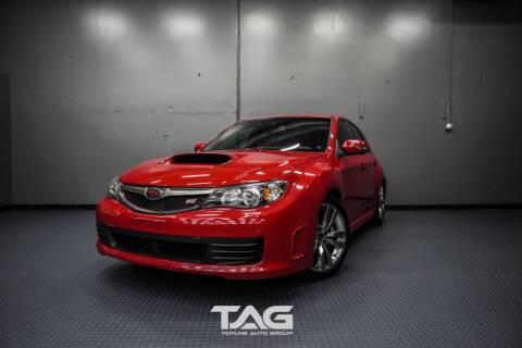 2008 Subaru Impreza for sale at TOPLINE AUTO GROUP in Kent WA
