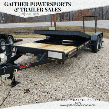 2021 Heartland 14K Sure Tilt  for sale at Gaither Powersports & Trailer Sales in Linton IN