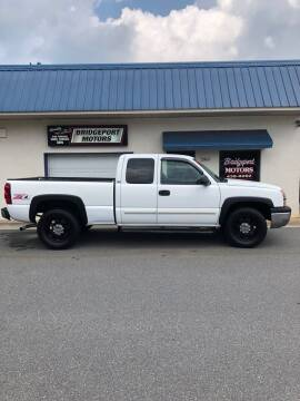 2003 Chevrolet Silverado 1500 for sale at BRIDGEPORT MOTORS in Morganton NC