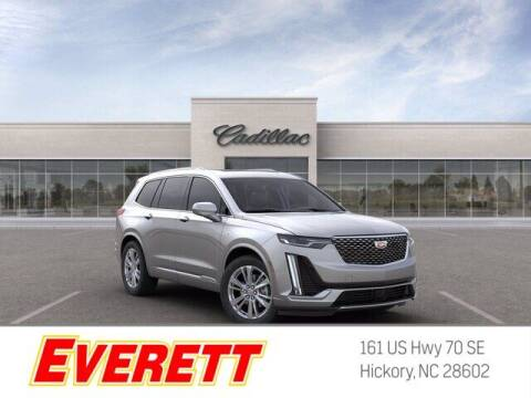 2020 Cadillac XT6 for sale at Everett Chevrolet Buick GMC in Hickory NC