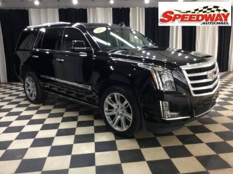 2017 Cadillac Escalade for sale at SPEEDWAY AUTO MALL INC in Machesney Park IL