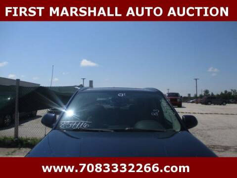 2007 Saturn Vue for sale at First Marshall Auto Auction in Harvey IL