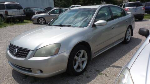 2006 Nissan Altima for sale at Tates Creek Motors KY in Nicholasville KY