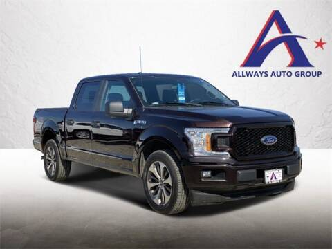2019 Ford F-150 for sale at ATASCOSA CHRYSLER DODGE JEEP RAM in Pleasanton TX